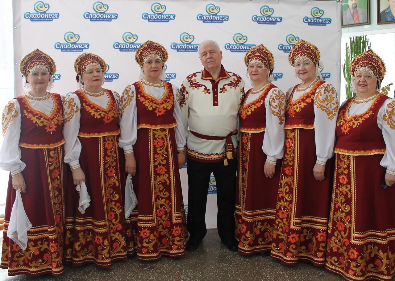 Фольклорный марафон Радовесть Омск Сладонеж